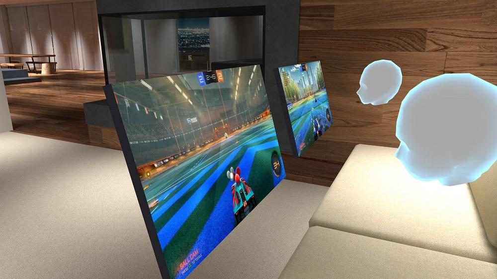 VR内でUnityやMayaの共同作業も可能、PCデスクトップ画面をVR空間で共有しアバターでコミュニケートできるソーシャルVRアプリ「BigScreen」ベータ版は2016年4月リリース予定