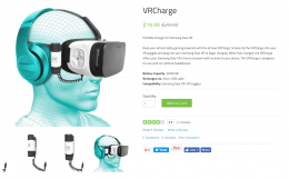 VRcarge