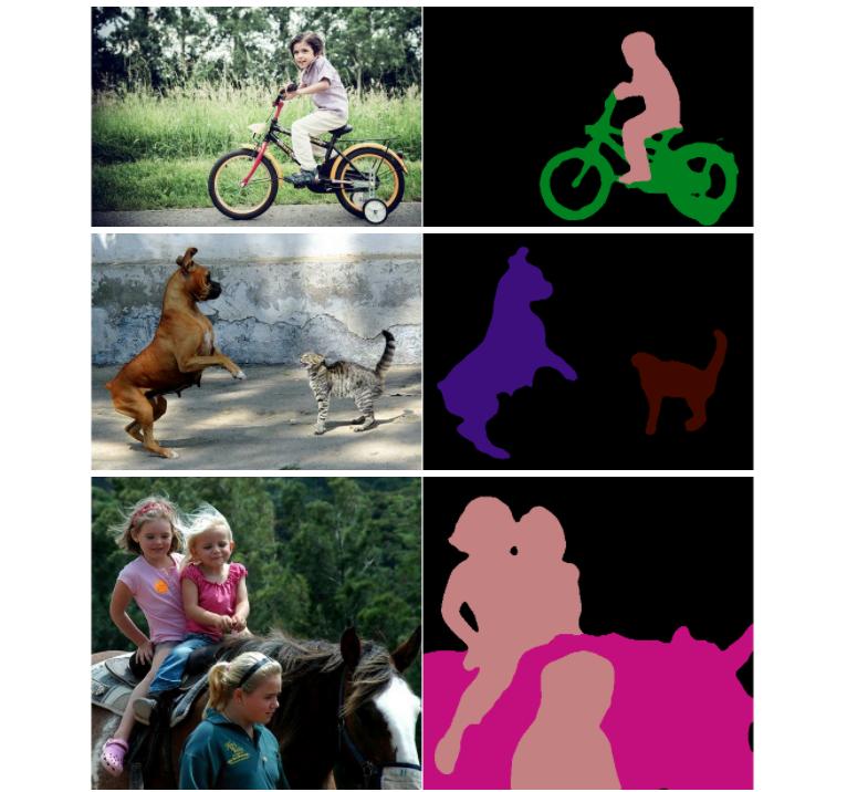 Google、画像をピクセル単位で把握し各オブジェクトに割り当てる