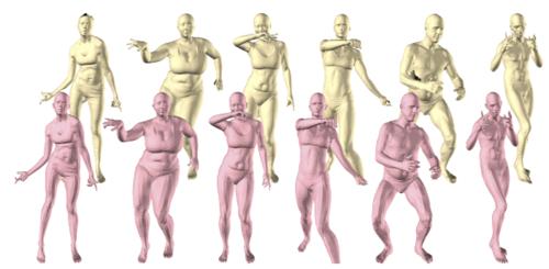 フルボディモーションキャプチャでより詳細な手の動きを再現する手法