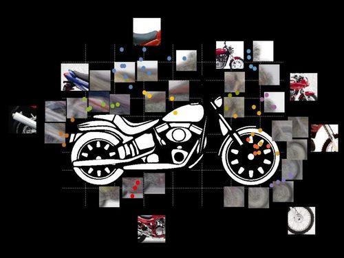 断片画像のみから物体の全体像を識別するコンピュータビジョンシステム