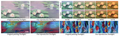 deep learningとフルカラー&マルチマテリアル3Dプリンタを組み合わせて絵画(油絵等)を再現するRePaint
