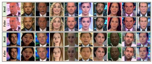 動画内における人の顔の偽造を検出するDeep-learningを用いたアルゴリズム