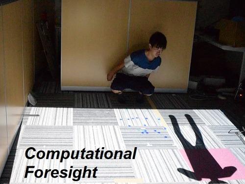 機械学習を用いて0.5秒後の人間の動きをリアルタイムに推定する体動予測システム