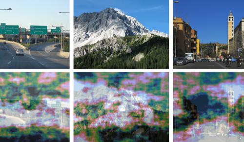 fMRIを用いて脳活動から人がどこを注視しているかを機械学習を用いて推定し視覚化するアプローチ