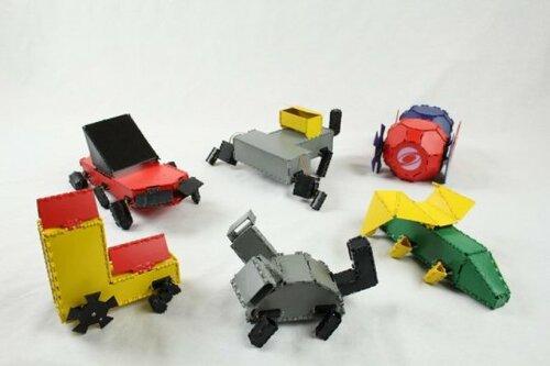 設計から数時間でロボットを作成できる3Dプリンタと折り畳み手法を組み合わせたロボット作成システム