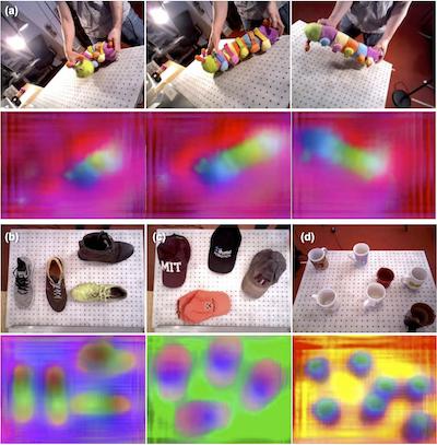 新しい物体でも何を見ているか把握しピックアップできるニューラルネットワークを用いたロボットアームシステム