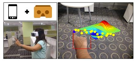 内蔵カメラのRGB画像入力だけでスマートフォンなどのモバイル機器でAR指先追跡と手のジェスチャ認識を高精度かつリアルタイムに実行する機械学習フレームワーク