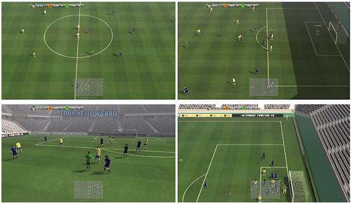 サッカーゲームを攻略するマルチエージェントのための強化学習アーキテクチャ