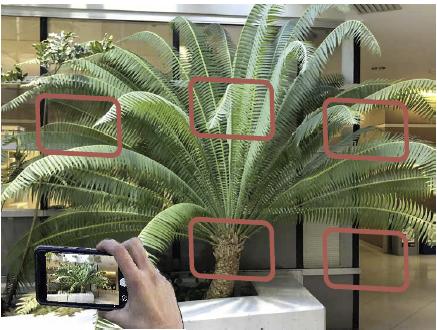 スマートフォンで撮影した画像から実世界の3Dシーンをよりリアルに再構築する手法