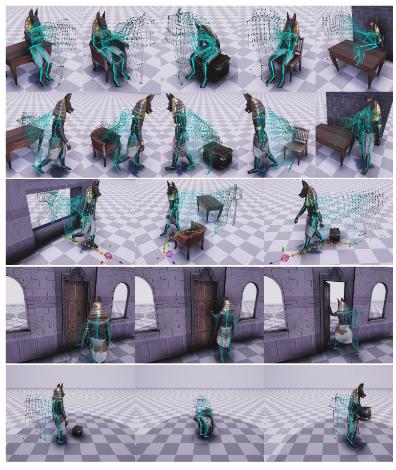 高品質のアニメーションを生成する深層学習フレームワーク