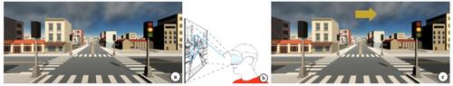 VRユーザが現シーンでナビゲーションによる支援を必要としているかを視線追跡から予測する研究